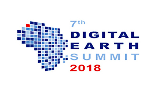 Announcement of 2018 Digital Earth Summit in Morocco