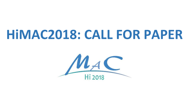 HiMAC2018: CALL FOR ABSTRACTS